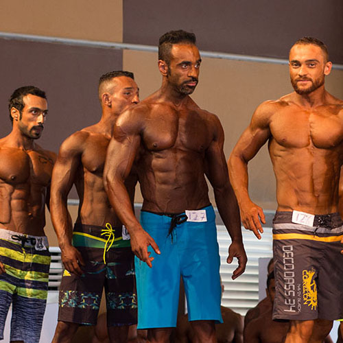 Fitness and Bodybuilding Comp