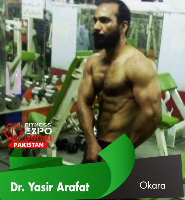 Dr. Yasir Arafat Okara
