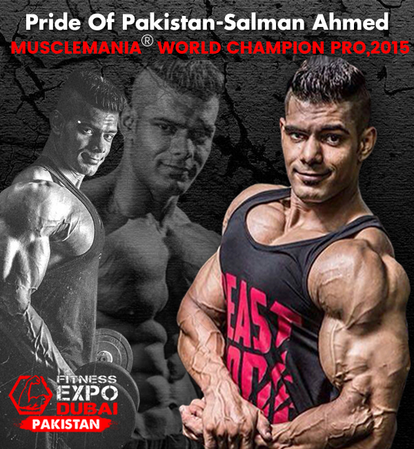 salman ahmed world champion