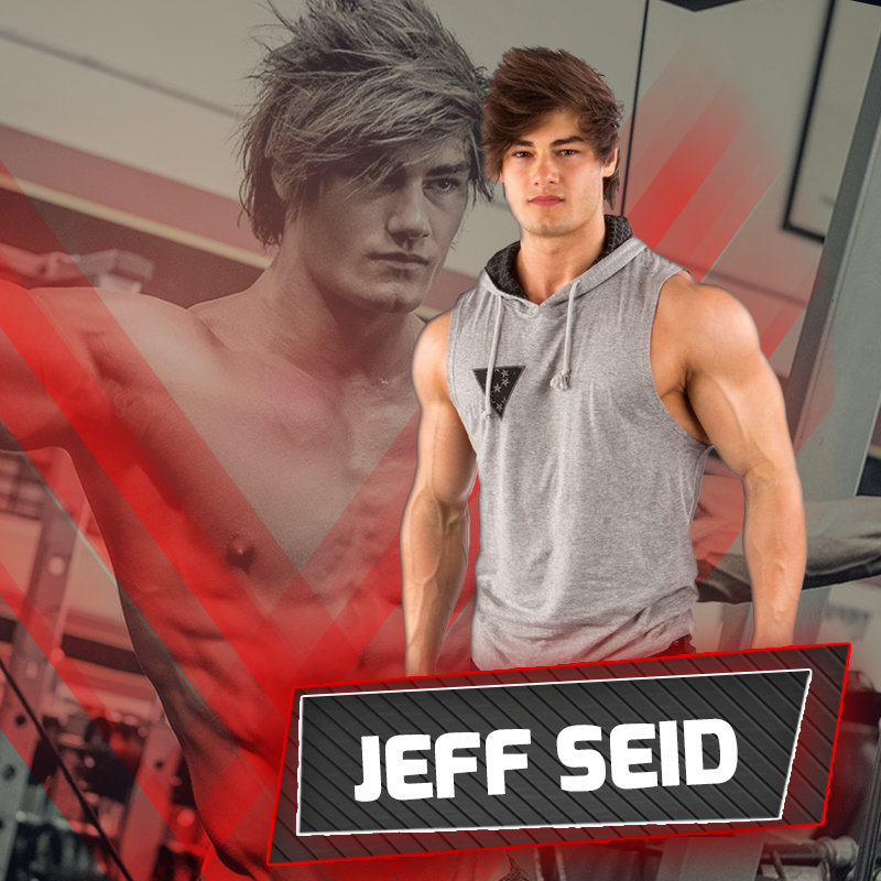 JEFF SEID